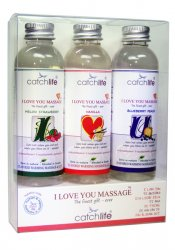 I Love You Giftbox - 3 x 75 ml