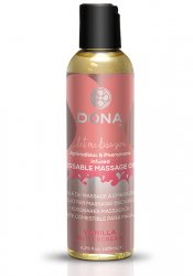 Dona Kissable Massage Oil - Vanilla