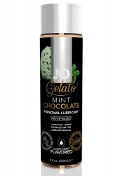 JO Gelato Glidmedel, Mint Chocolate, 120 ml