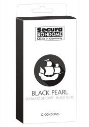 Secura Black Pearl 12-pack