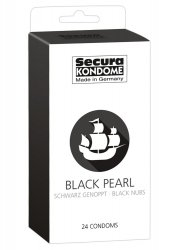 Secura Black Pearl 24-pack