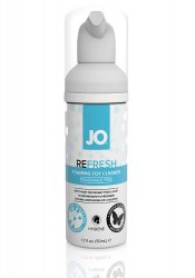 JO Refresh Foaming Toy Cleaner 50 ml