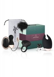 Loveboxx deluxe set for couples