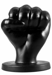 All Black Fist 16,5 cm