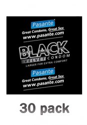 Pasante Black Velvet 30-pack