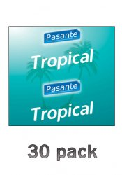 Pasante Tropical Flavours 30-pack