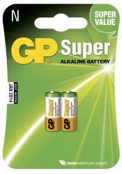 GP Super Alkaline LR1 - 2 pack