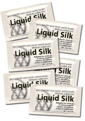 Liquid Silk - 6 x 10 ml