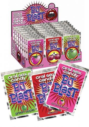 BJ Blast Oralsex Candy