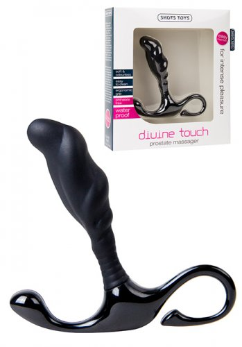 Divine Touch Black Prostatemassager
