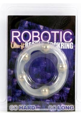 Robotic Beaded Cockring