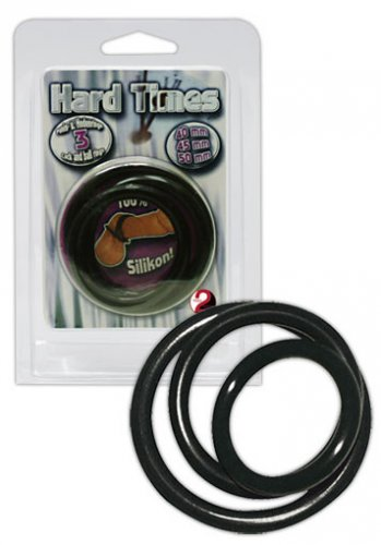 Hard Times Cockring Set