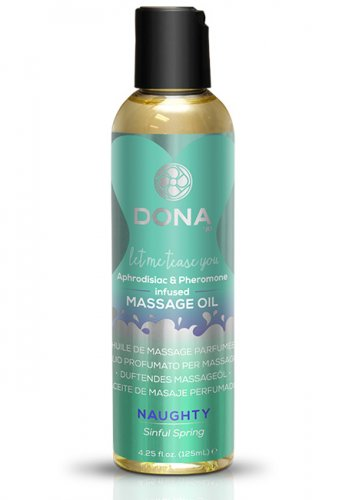 Dona Massage Oil - Naughty