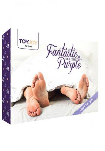 Fantastic Purple Sex Toy Kit