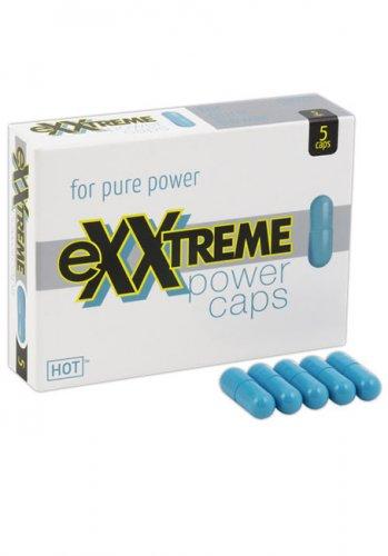 exxtreme Power Caps - 5 tabs