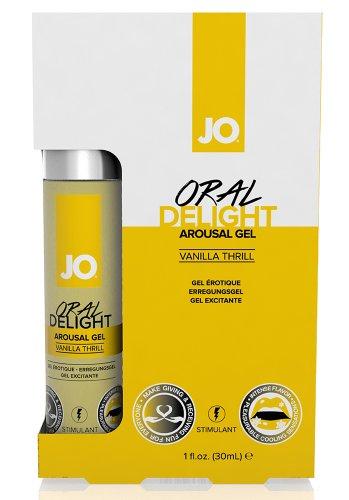 JO Oral Delight - Vanilla