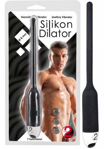 Men Dilator Black 8 mm