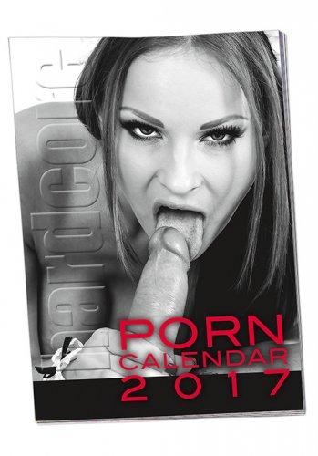 Porn Kalender 2017