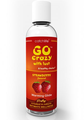 Go Crazy Strawberry Glide 100 ml