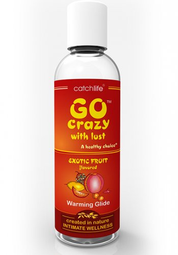 Go Crazy Exotic Fruit Glide 100 ml