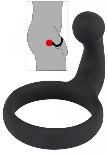 Black Velvets Cock Ring