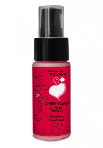 Crazy Girl Clitoral Arousal, Strawberry