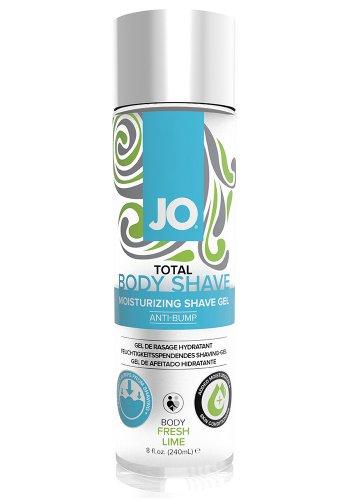 Total Body Shaving Gel, Fresh Lime