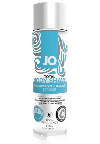 Total Body Shaving Gel, Neutral