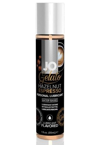 JO Gelato Glidmedel, Hazelnut Espresso, 30 ml