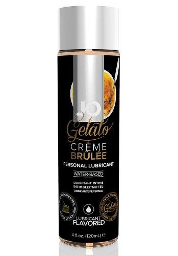 JO Gelato Glidmedel, Creme Brulee, 120 ml