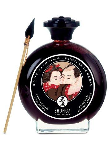 Shunga Bodypaint, Choklad