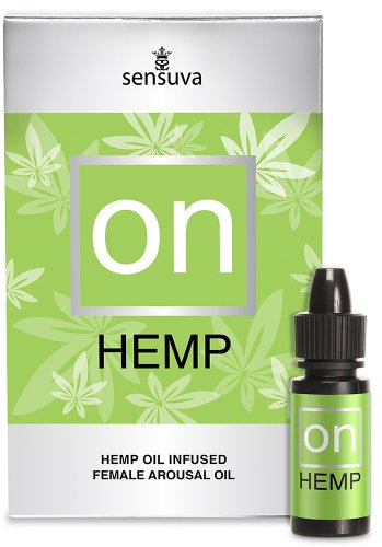 ON - Hemp Arousal Oil for Her
