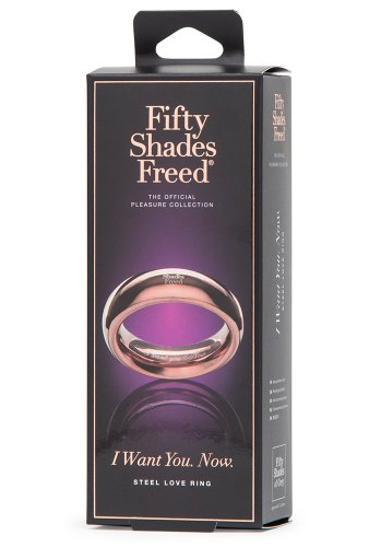 Fifty Shades I want You. Now