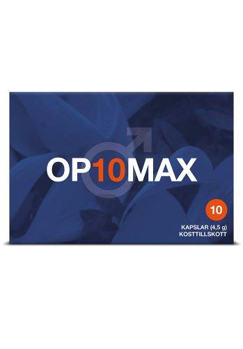 Op10max - 10 kapslar