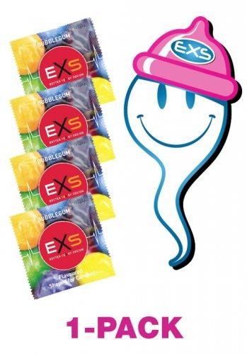 EXS Bubblegum Rap 1-pack
