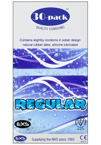EXS Regular - 30 pack