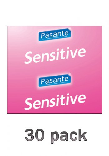 Pasante Sensitive Feel 30-pack