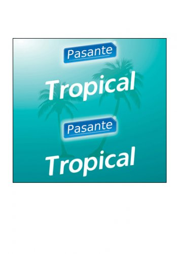 Pasante Tropical Flavours 1-pack